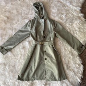 Capelli The Mid-length Trench Coat